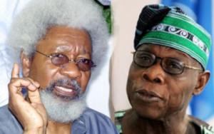 Obasanjo, Soyinka, Others Make List Of Those Who Inspire Nigeria