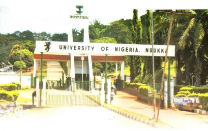 UNN non-academic staff protest against colleague's arrest