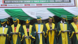 UNIBEN: 10,353 Students Matriculated, Shuns Them To Flee Vices