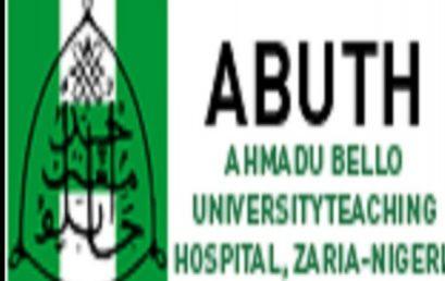ABU Teaching Hospital Doctors to embark onindefinite strike