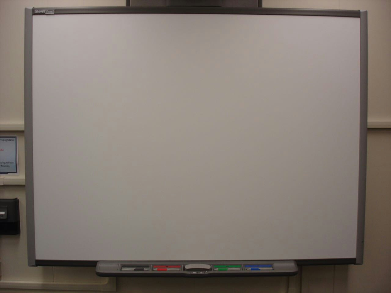 Smartboard – New addition to our company