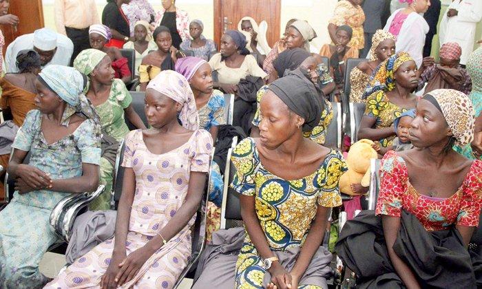 'Nine rescued Chibok girls missing on #BBOG list'