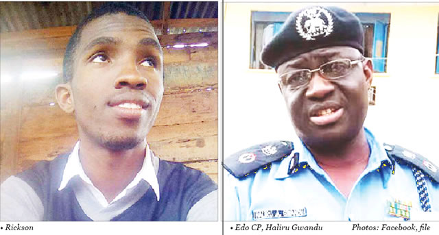 UNIBEN student, pastor detained after church member's death …I won't talk to PUNCH– Edo PPRO