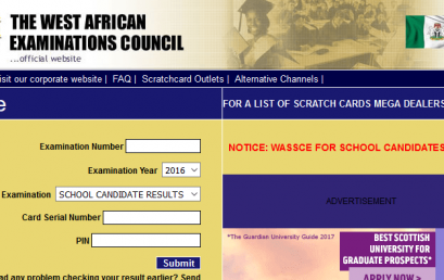 WAEC bows to pressure, amends May/June timetable