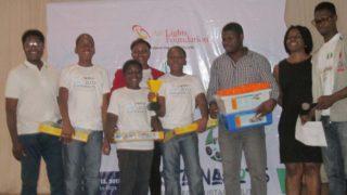 Lagos schools shine at Nigerian robot Olympiad