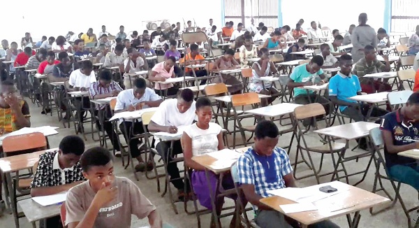 2018 Private BECE – A record 11,815 candidates register