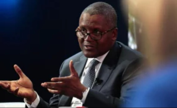 Dangote's Multi-Million Naira UI Business School Ready Soon