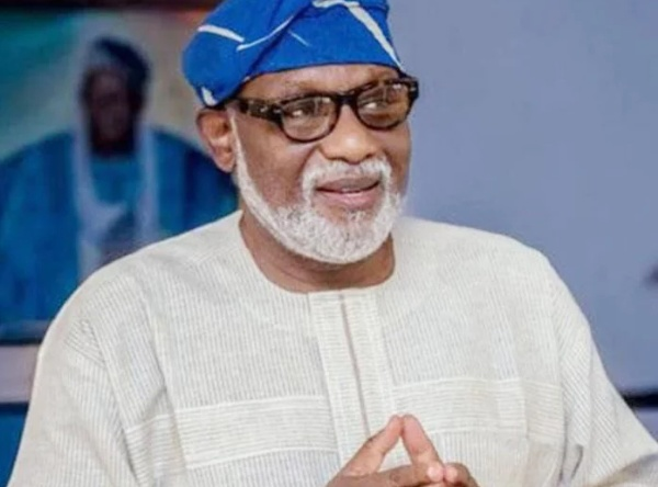 Ondo students protest Akeredolu's alleged anti-education policy