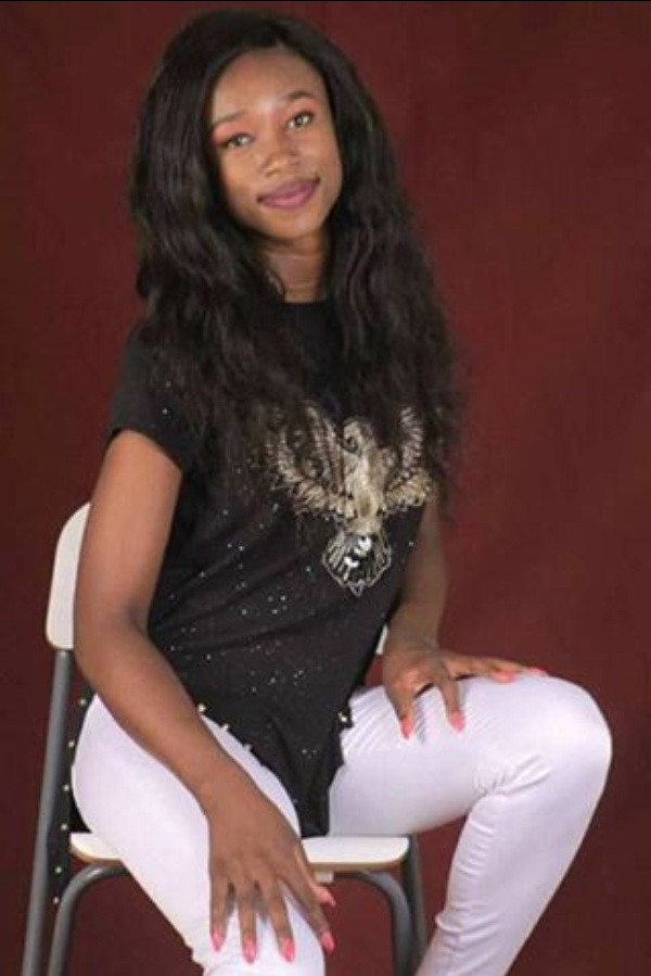 Final year student killed by stray bullet while celebrating her 23rd birthday (photos)